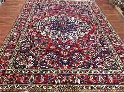 Vintage Persian Bakhtiari-4536