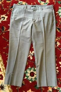 DKNY Grey Trouser Pants Size 38