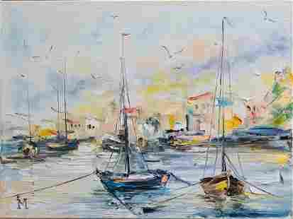 Iren Movchan - Pier