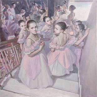 Svetlana Lazareva - Ballerinas. Start