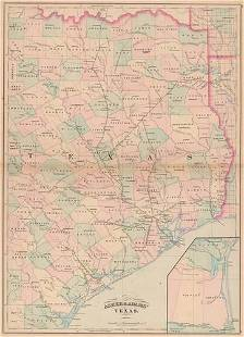 Asher & Adams' Texas.