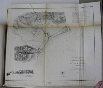 Preliminary Sketch of Santa Barbara California
