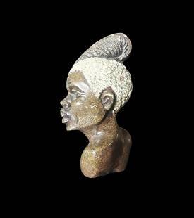 Shona Sculpture from Gerald