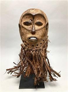 Lega mask - DR Congo