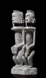 A Dogon sculpture