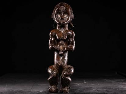 Fang People,Gabon.statue Bieri