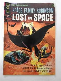 Space Family Robinson, Lost in Space #17