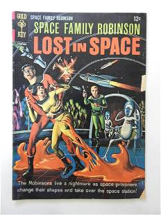 Space Family Robinson, Lost in Space #16