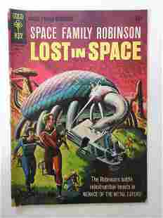 Space Family Robinson, Lost in Space #15