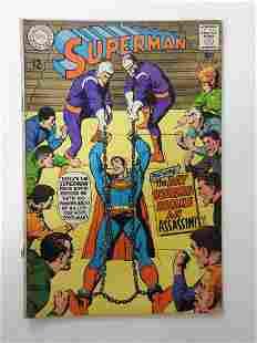 Superman #206