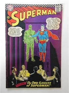 Superman #186