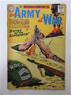 Our Army at War #128