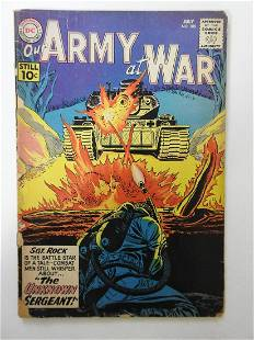 Our Army at War #108