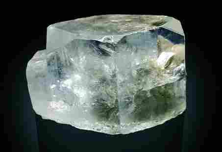 Natural Aquamarine Crystal From Pakistan - 70 Gram -