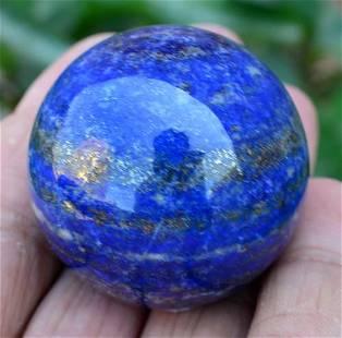 150 Grams Royal Blue Lapis Lazuli Sphere