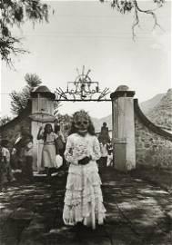GRACIELA ITURBIDE - First Communion, Chalma, 1984