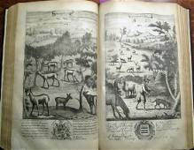 1709 Gent's Rec. w/map of Calif. as island