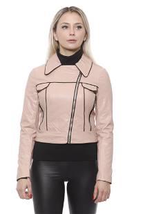 Versace 19V69 Rosa Pink Jackets & Coat