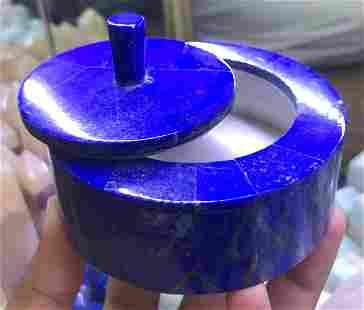 Hand Made Lapis Lazuli Urn