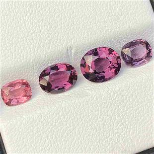 Natural Unheated Mix Spinel Lot 8.03 Cts Seven Stones