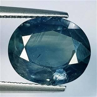 5.20 ct Natural Blue Sapphire
