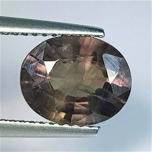 3.47 ct Natural Color Change Sapphire