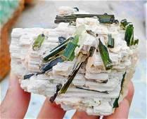 Damage Free 100% Natural & Unheated Green Tourmaline