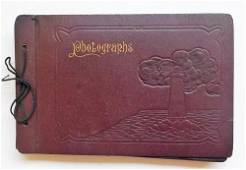 1947 Photo-Album - THE SALVATION ARMY & BRASS BANDS
