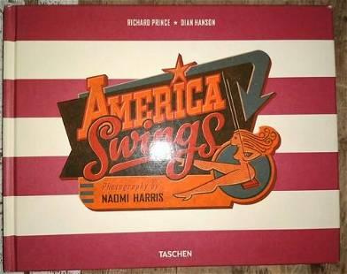 Inscribed Photo-Book 'America Swings'
