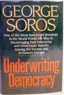 Underwriting Democracy - Signed