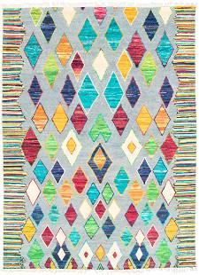 "Pak Finest Marrakesh Multi Color Rug 8'8"" x 12'1"""
