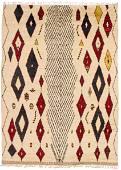 "Pak Finest Marrakesh Ivory Rug 8'11"" x 12'5"""