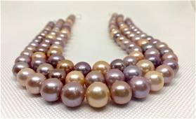multi Edison pearl strands , cultured pearl Jewelry ,