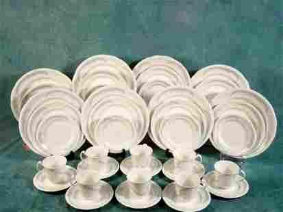 Royal Albert Aurora Horizons Dinner Set for 8 Plates