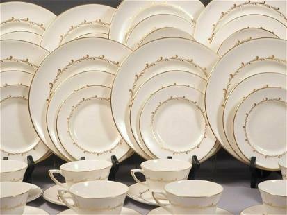 ROYAL DOULTON RONDO FULL SET for 12 Dinner cups Plates