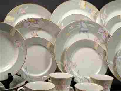 Mikasa CHARISMA GRAY Dinner Set plates Soup Bowls cups
