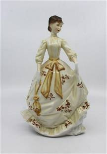 Royal Worcester Figurine Charity