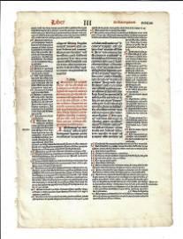 1501 Leaf Church Law Canterbury Lyndewood