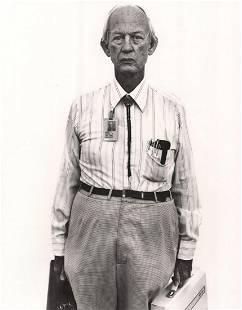 RICHARD AVEDON - Emory J. Stovall, Scientist, Los