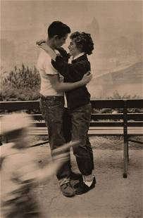 EDOUARD BOUBAT - Pittsburg, 1953