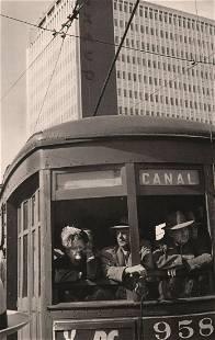 EDOUARD BOUBAT - New Orleans, 1953