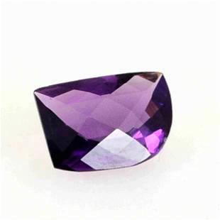 5 Carat Purple Color Natural Fancy Amethyst Loose