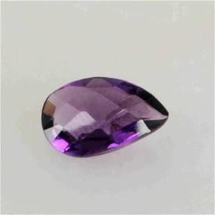 3.85 Carat Purple Color Natural Fancy Amethyst Loose