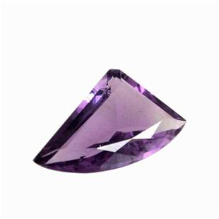 4.55 Carat Purple Color Natural Fancy Amethyst Loose