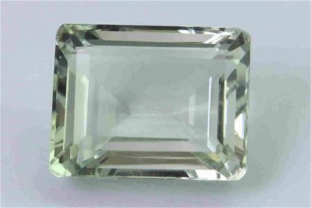 3.42 Cts Prasiolite/Green Amethyst
