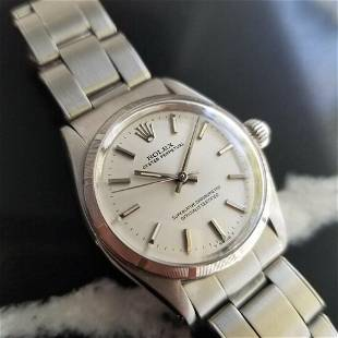 Midsize Rolex Oyster Perpetual Ref 6549 30mm Automatic