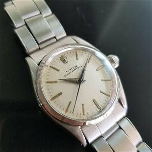 Midsize Rolex Oyster Perpetual 6549 30mm 1950s