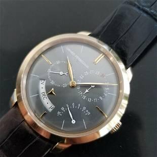 Mens Girard Perregaux 18k Rose Gold Equation of Time