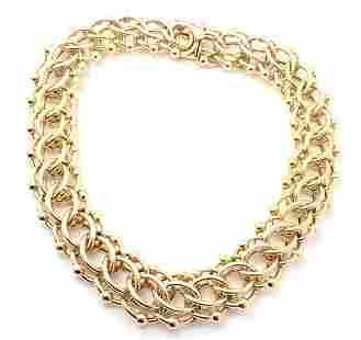 Rare! Vintage Authentic Tiffany & Co 14k Yellow Gold