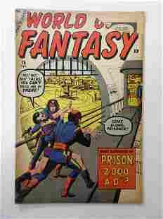World of Fantasy #16